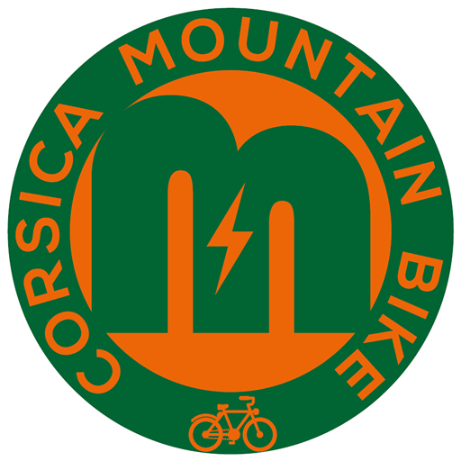 Logo Corsica Moutain Bike